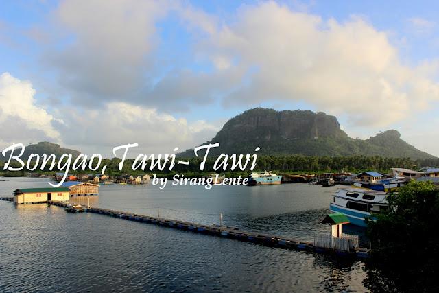 Bongao Tawi-Tawi tourist spots