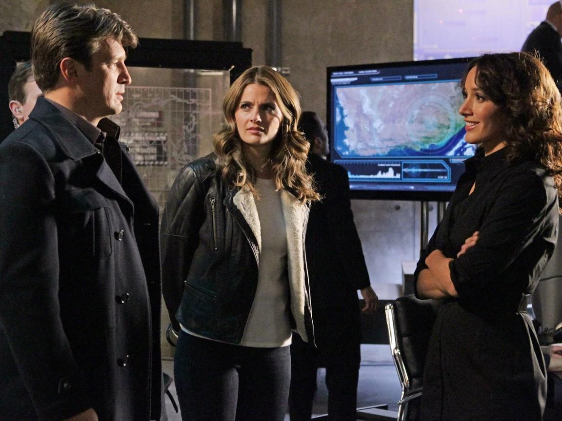 Castle - Season 4 Episode 15: Pandora