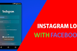 Sign In to Instagram with Facebook
