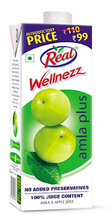 Dabur introduces Amla Juice under Réal Wellnezz brand