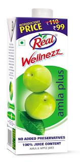 Dabur introduces Amla Juice under Réal Wellnezz brand