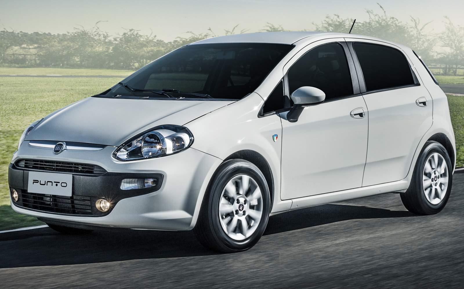 Fiat Punto 2017 - recall