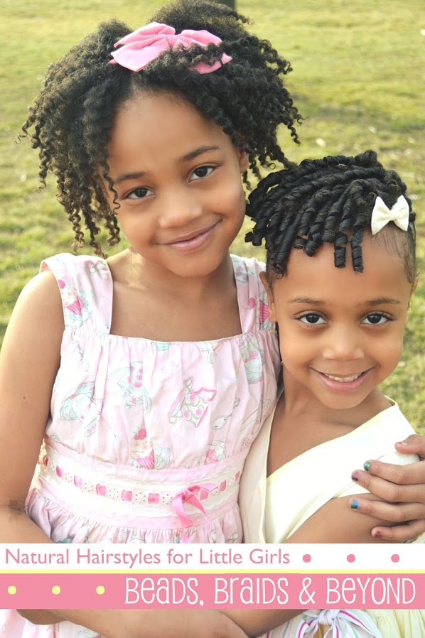 Beads Braids And Beyond Little Girls Natural Twist Out