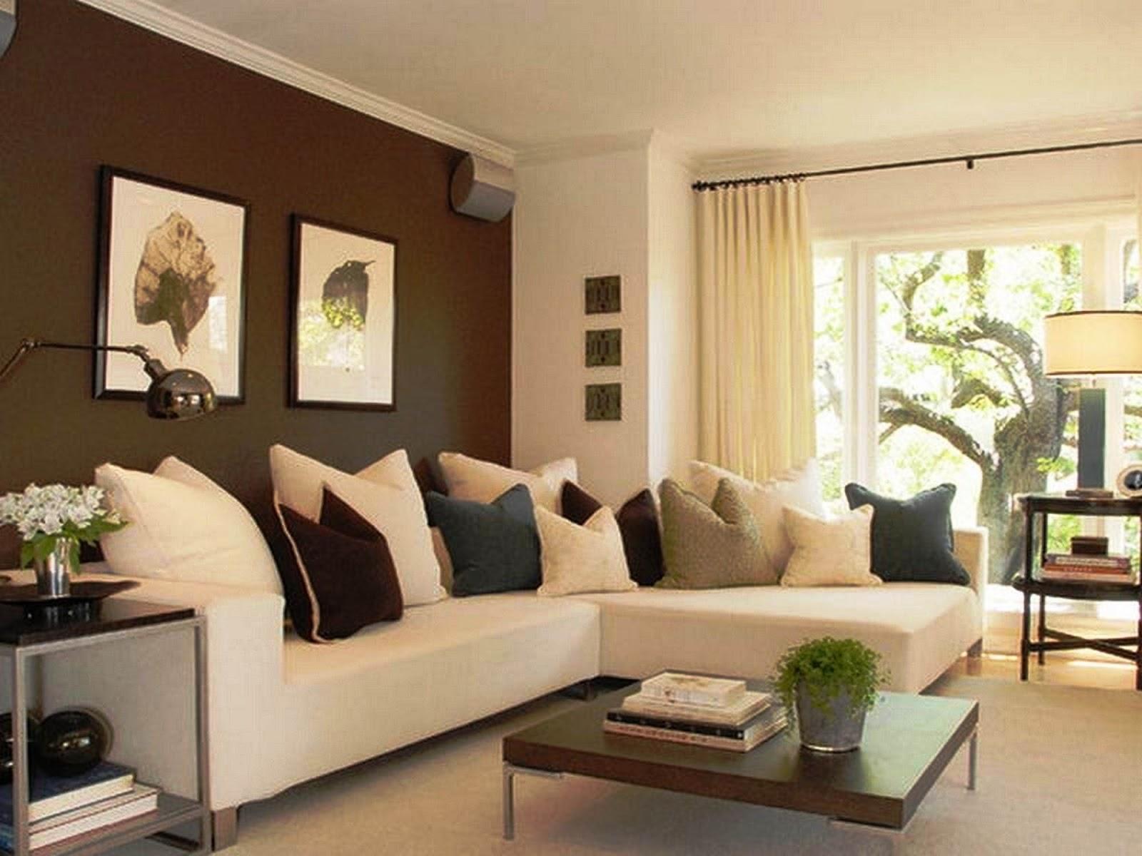 Model Cat Rumah Minimalis Ruang Tamu Desain Rumah Modern