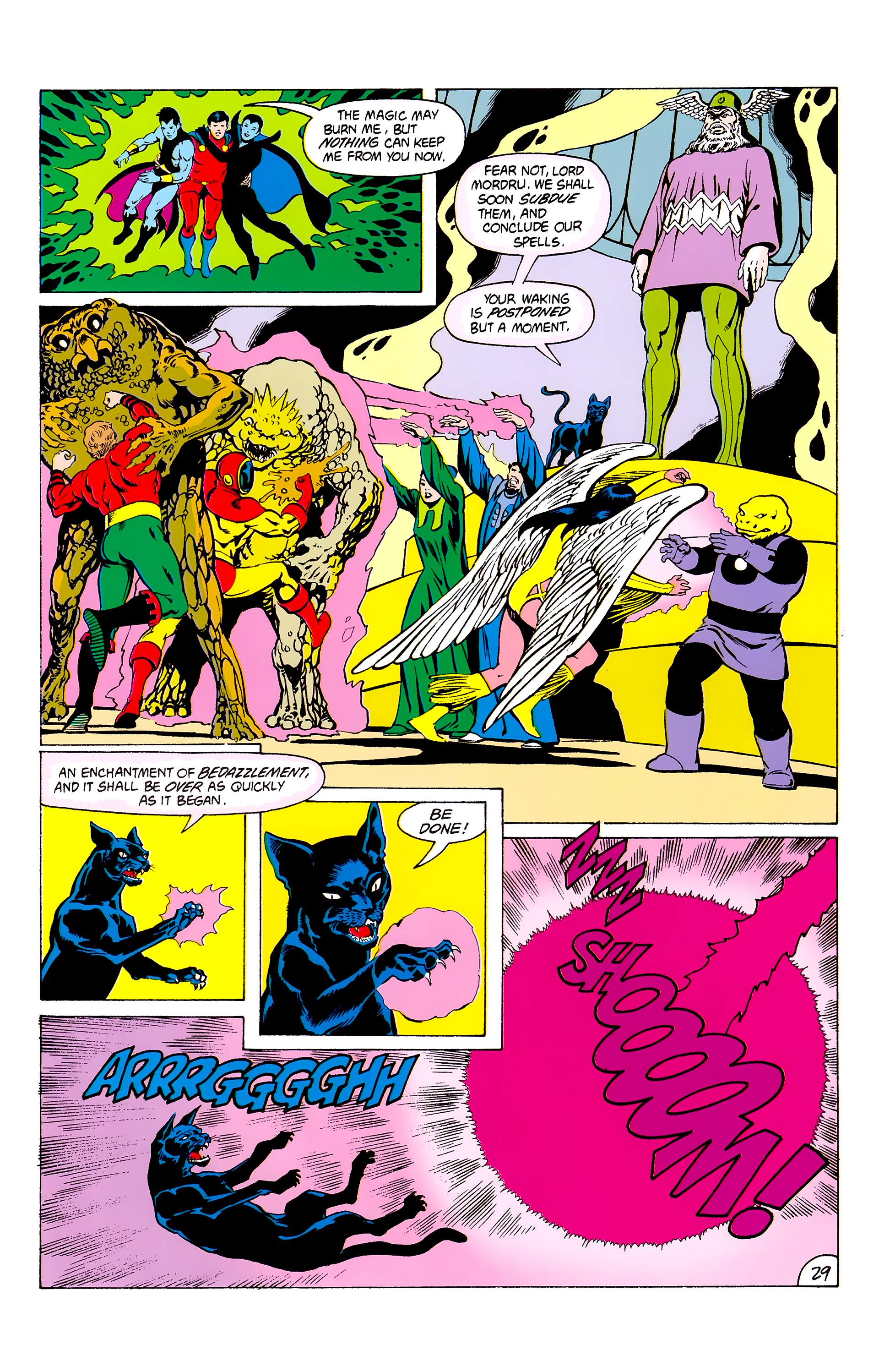 Legion of Super-Heroes (1980) _Annual_3 Page 29