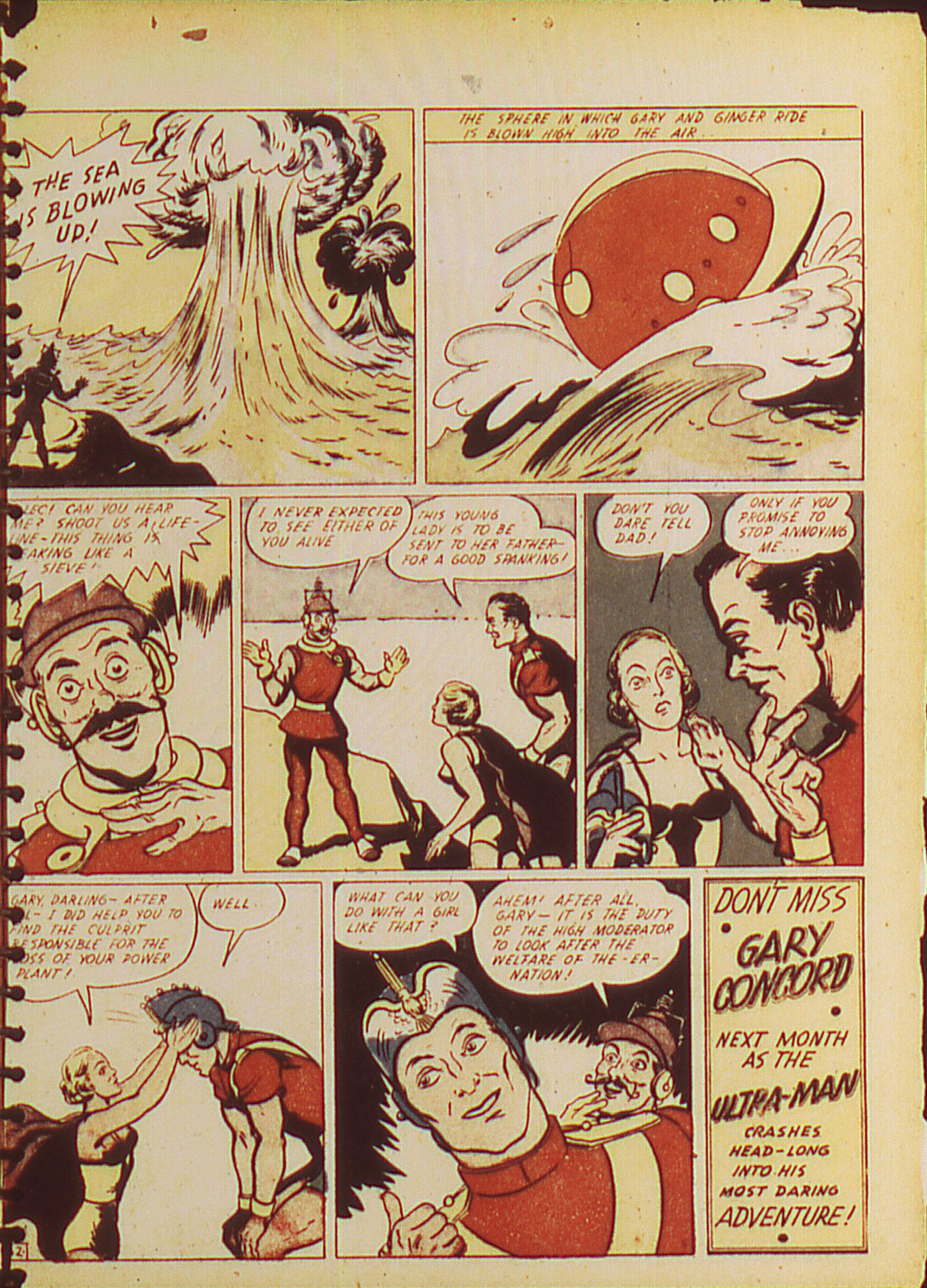 Read online All-American Comics (1939) comic -  Issue #16 - 64