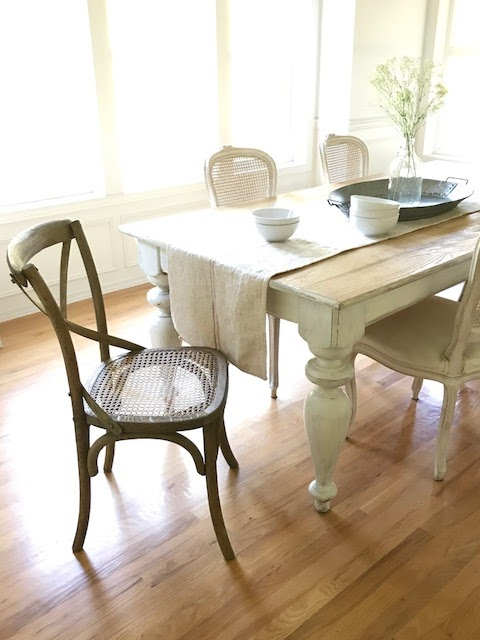 Little Farmstead Our New Farmhouse Dining Room Chairs And The Gasp Heard Round The World