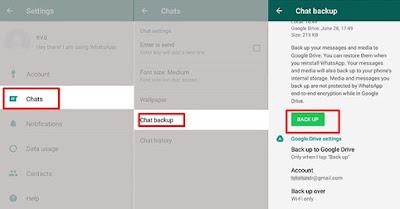 Cara Pindah dari GbWhatsapp ke Whatsapp Tanpa Kehilangan Chat