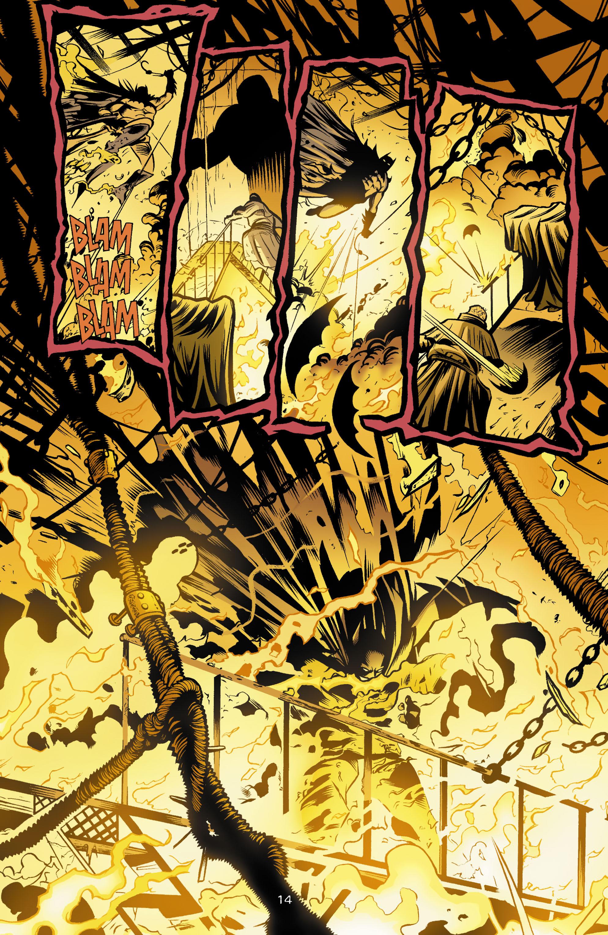 Detective Comics (1937) 782 Page 14