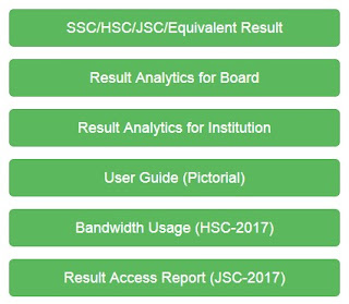 Web Based Result Publication System for Education Board
