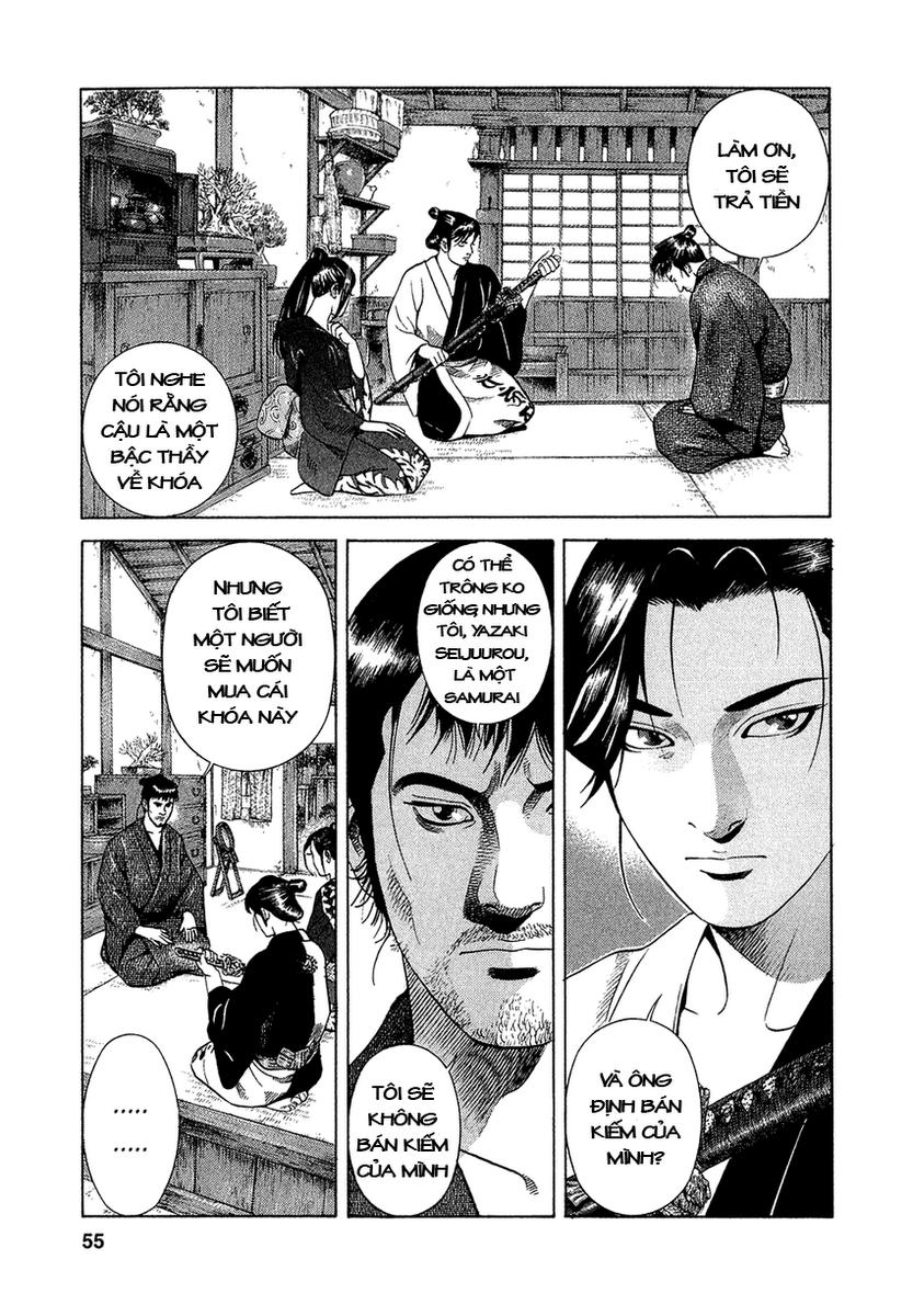 Yamikagishi chap 2 trang 8