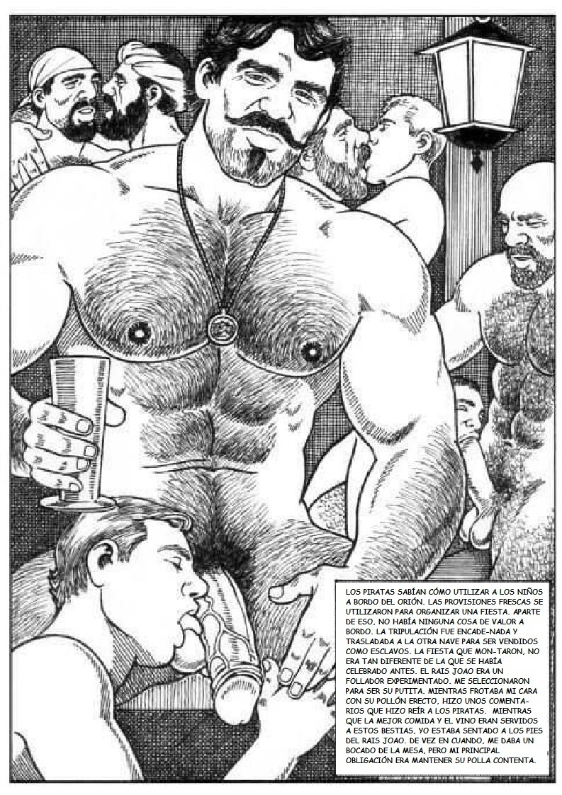 Hardcore Gay Cartoon Porn