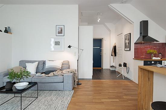 ilha na cozinha, apartamento pequeno, espaço integrado, cozinha americana
