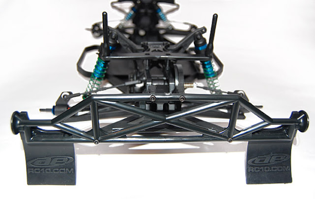 Team Associated SC10 kit bumpers