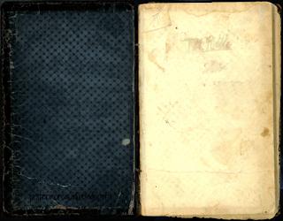 L2C13M1: pagina vuota del diario di T.O. Riddle