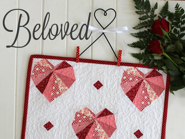 Beloved Mini Quilt ♥