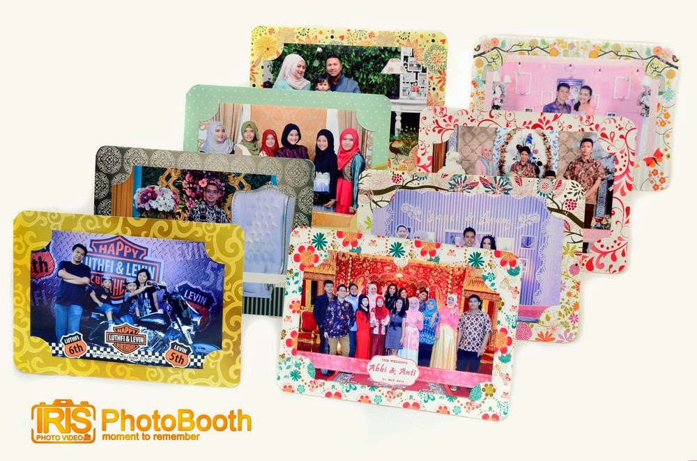 Souvenir PhotoBooth Frame