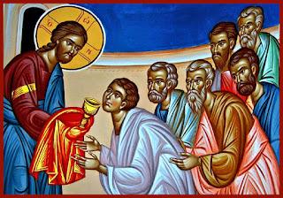 Αποτέλεσμα εικόνας για των αχράντων του Χριστού μυστηρίων