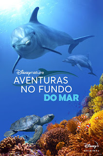 Aventuras No Fundo do Mar - HDRip Dual Áudio