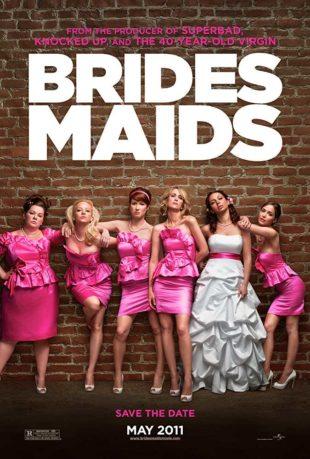 Bridesmaids 2011 BRRip 720p Dual Audio In Hindi English ESub UNRATED