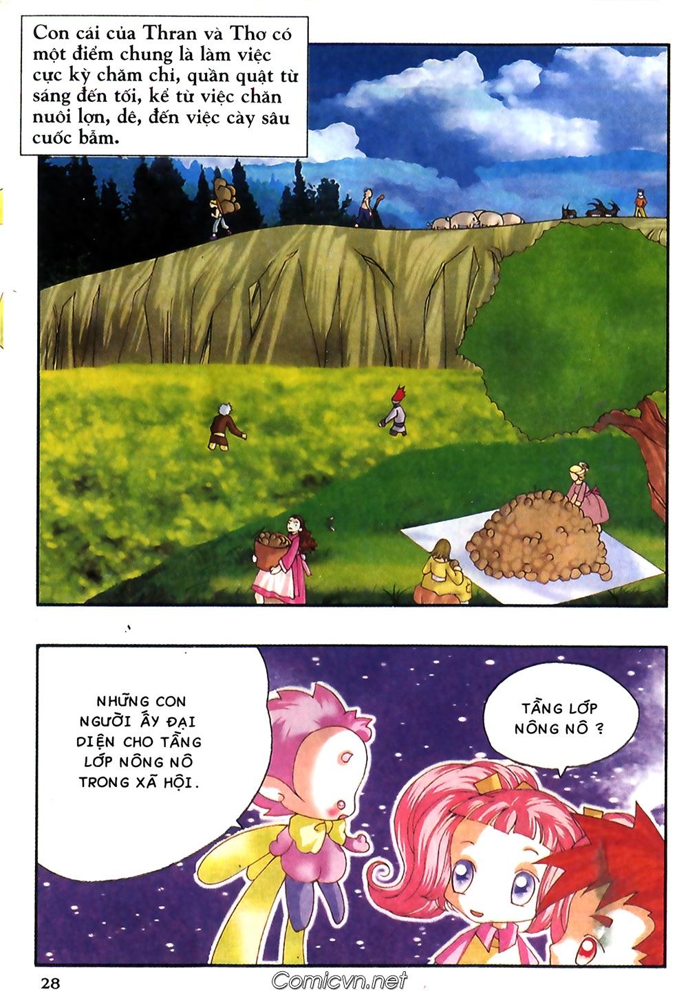 Thần thoại Bắc Âu - Chapter 38: Sứ mệnh đặc biệt - Pic 29