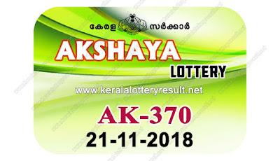 KeralaLotteryResult.net, kerala lottery kl result, yesterday lottery results, lotteries results, keralalotteries, kerala lottery, keralalotteryresult, kerala lottery result, kerala lottery result live, kerala lottery today, kerala lottery result today, kerala lottery results today, today kerala lottery result, akshaya lottery results, kerala lottery result today akshaya, akshaya lottery result, kerala lottery result akshaya today, kerala lottery akshaya today result, akshaya kerala lottery result, live akshaya lottery AK-370, kerala lottery result 21.11.2018 akshaya AK 370 21 november 2018 result, 21 11 2018, kerala lottery result 21-11-2018, akshaya lottery AK 370 results 21-11-2018, 21/11/2018 kerala lottery today result akshaya, 21/11/2018 akshaya lottery AK-370, akshaya 21.11.2018, 21.11.2018 lottery results, kerala lottery result October 21 2018, kerala lottery results 21th November 2018, 21.11.2018 week AK-370 lottery result, 21.11.2018 akshaya AK-370 Lottery Result, 21-11-2018 kerala lottery results, 21-11-2018 kerala state lottery result, 21-11-2018 AK-370, Kerala akshaya Lottery Result 21/11/2018