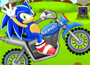 Sonic Rally Race