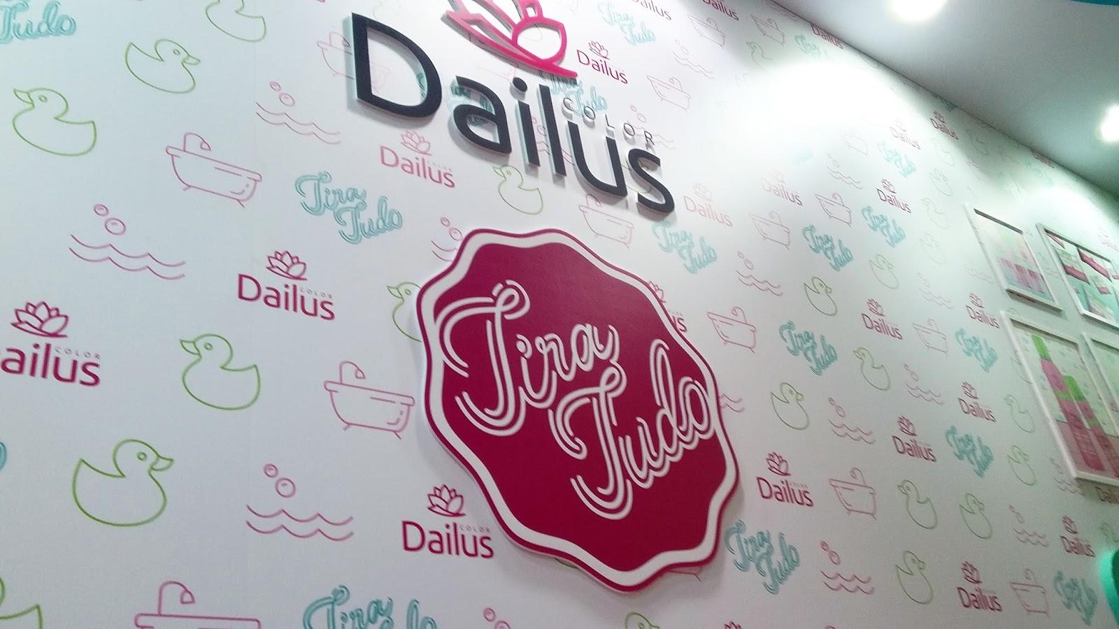 Novidades Dailus na Beauty Fair 2017