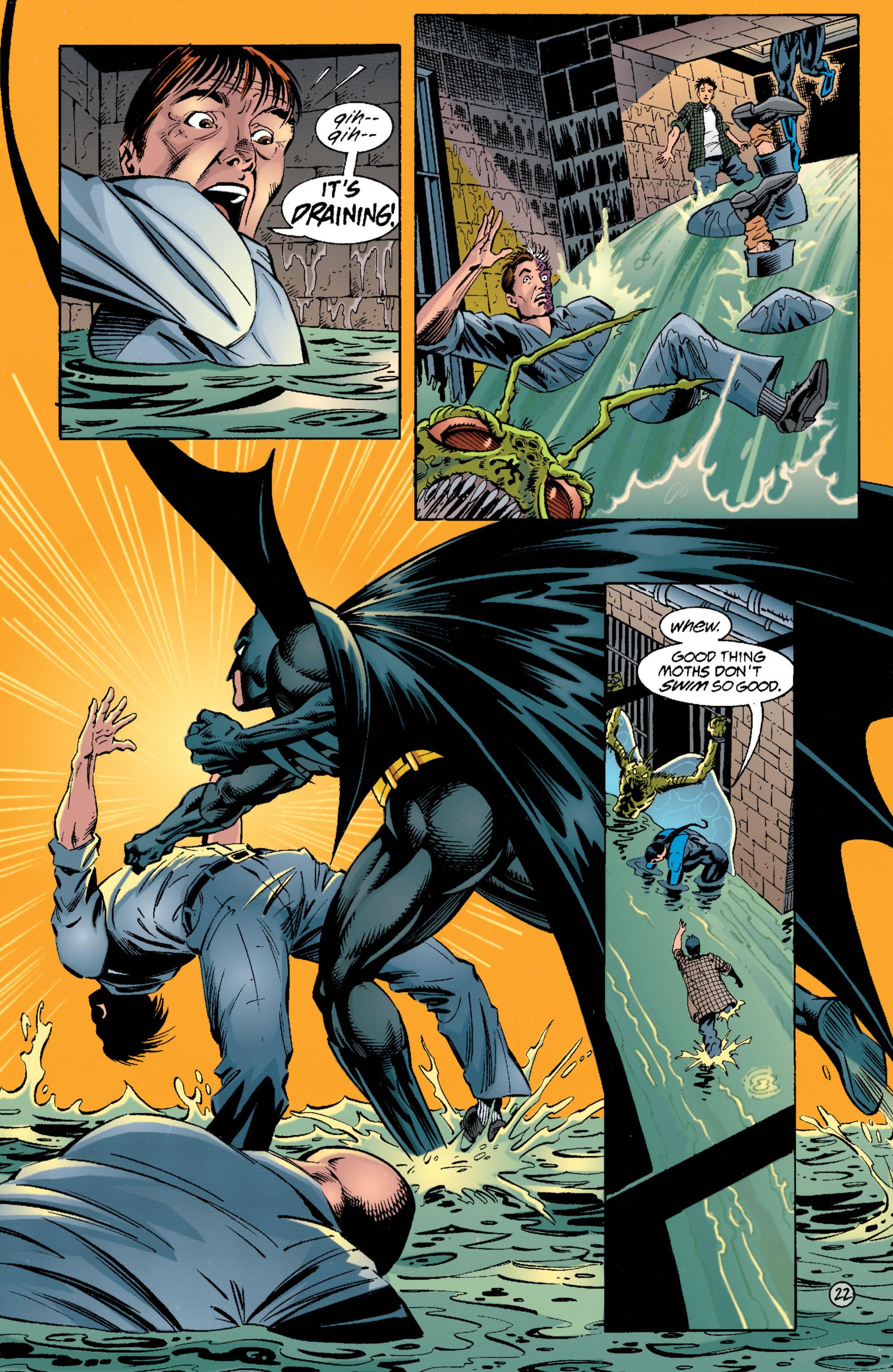 Detective Comics (1937) 699 Page 22
