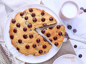 Cookie géant XXL aux pépites de chocolat