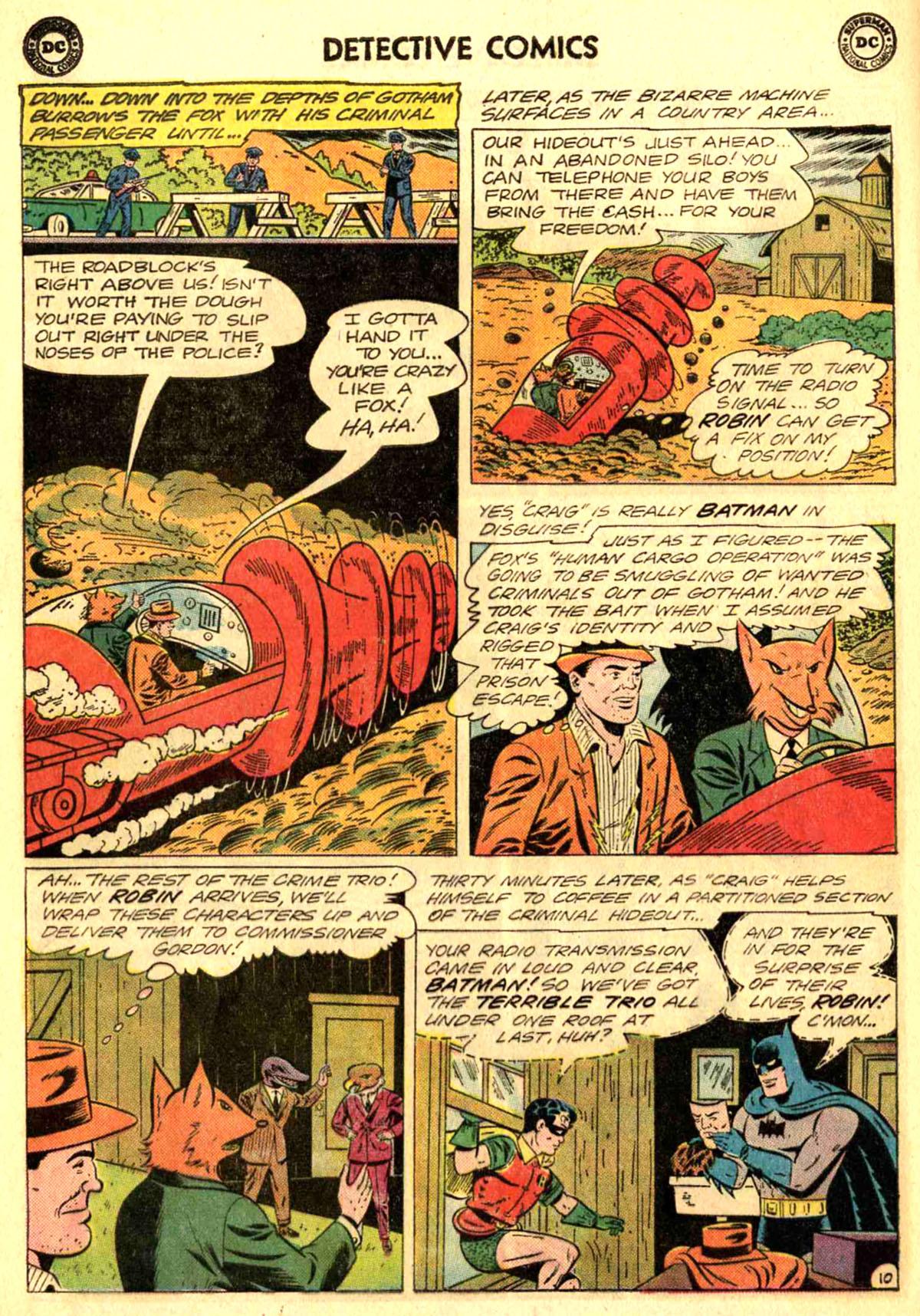 Detective Comics (1937) 321 Page 11