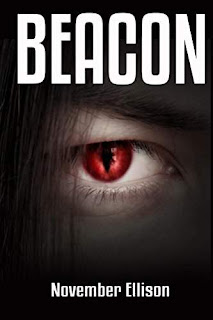 Beacon - first book in November Ellison's vampire saga