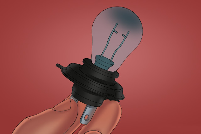 Comment changer une ampoule feu stop