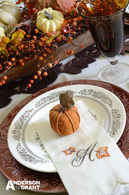 10 Ways to Decorate with Pumpkins - Use as a Favor for Your Guests | www.andersonandgrant.com