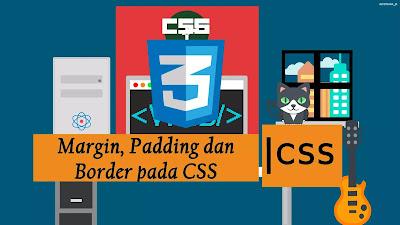 margin, padding, border css