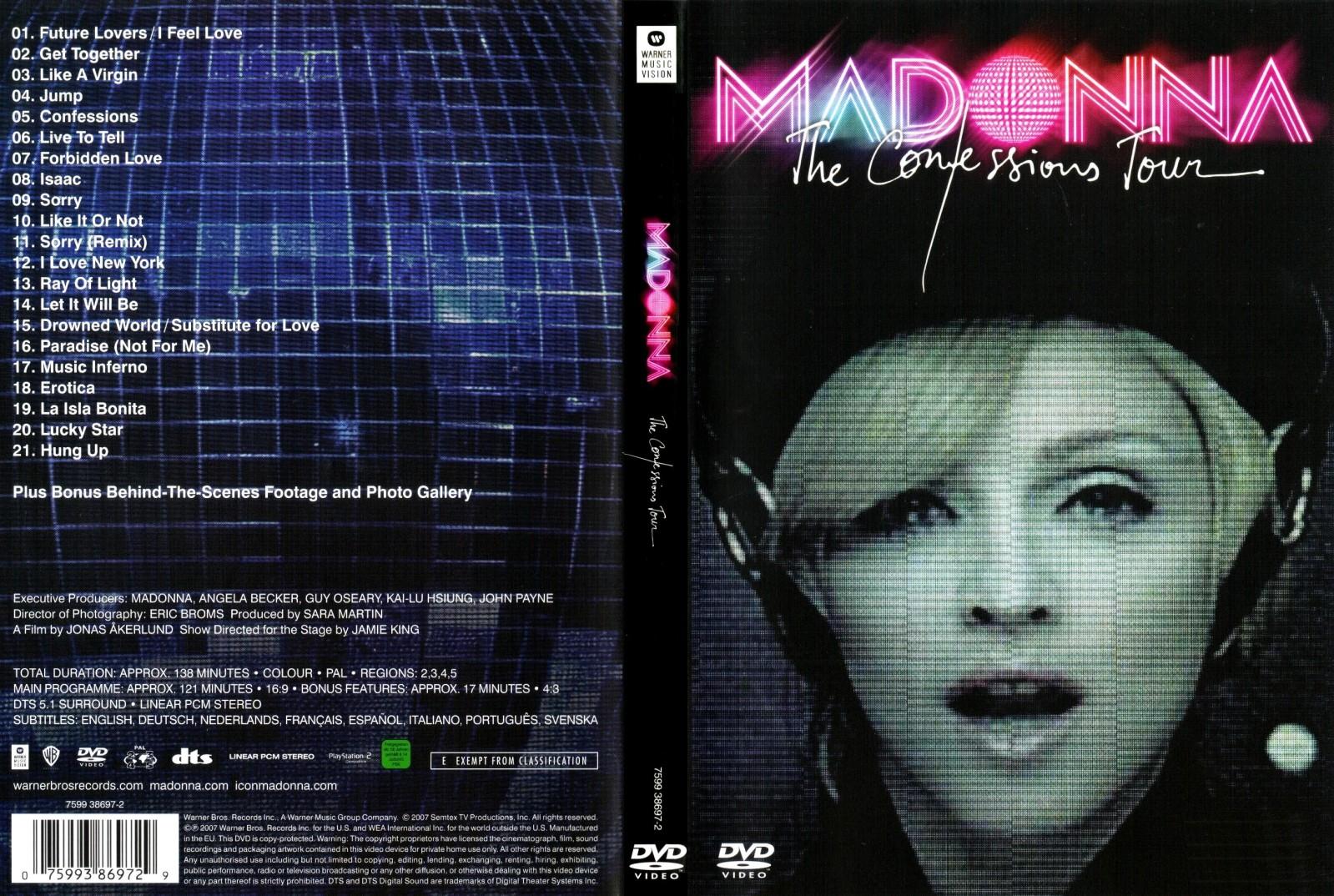 Madonna Confessions Tour Review