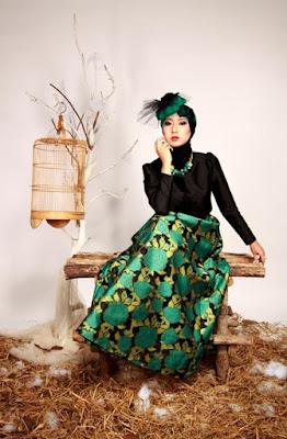 model hijab Igo Cantik berkebaya model baju cantik dan mani srok lebar dan super mahal Cahya meytasari