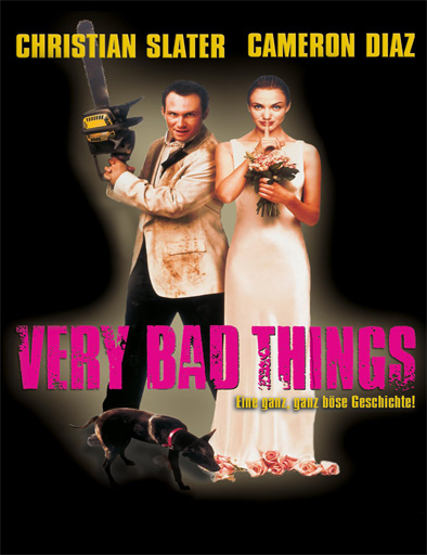Ver Malos pensamientos (Very Bad Things) (1998) Online