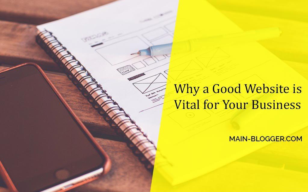 a good web design for success business