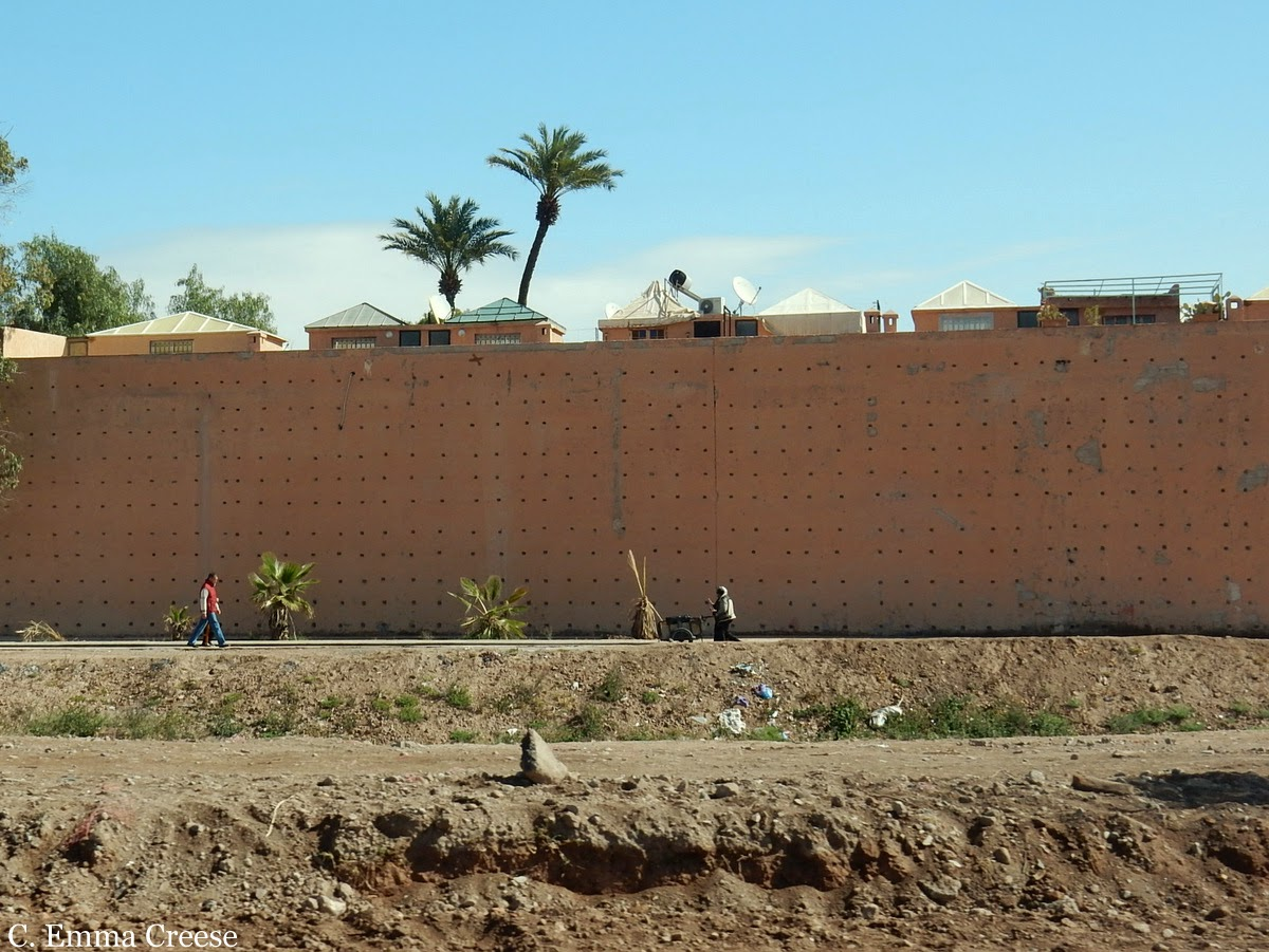 Marrakesh The Ochure City Adventures of a London Kiwi