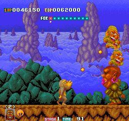 Toki+arcade+game+retro+portable+videojuego+descargar gratis