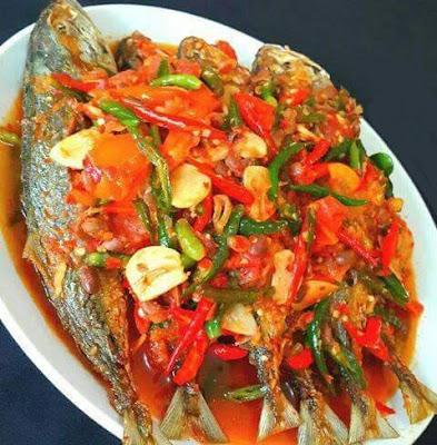 Resep Ikan Bumbu tauco Sederhana Buatan Sendiri Paling Enak resep masakan ikan kembung yang empuk dan mudah cara membuat masakan ikan bumbu tauco praktis dan ekonomis resep membuat ikan bumbu tauco cara membuat ikan bumbu tauco