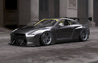 tarmac works ignition model to produce 1/64 r35 nissan gt-r