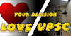 LOVE VS UPSC प्यार और आपका UPSC