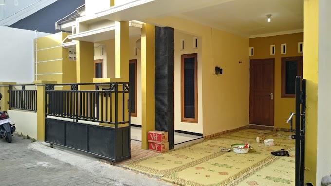 Rumah Baru Minimalis tengah kota siap huni di Ntikan Baru Umbulharjo