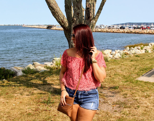 OOTD: Summer Lovin' at Plymouth Waterfront