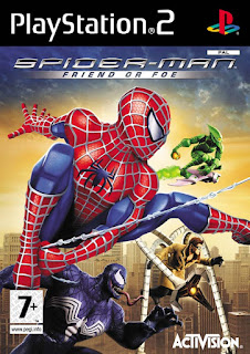 Spider Man Friend or Foe PAL PS2