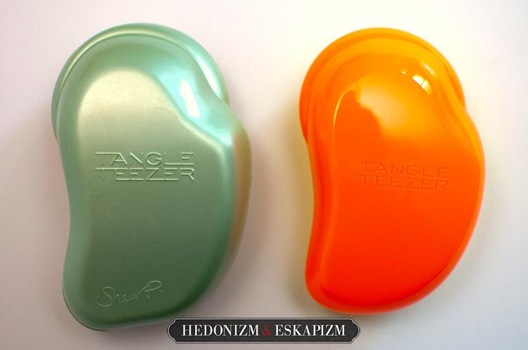 Tangle Teezer Original porównanie comparison