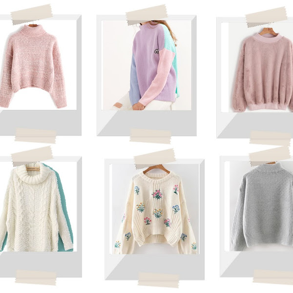 "Wishlist Shein ""Sweater Weather"" #17"