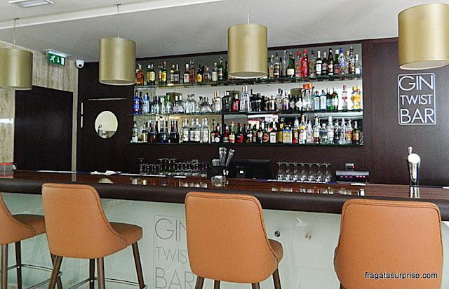 Bar do Hotel Turim Avenida Liberdade, Lisboa, Portugal